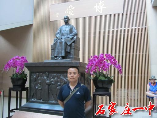 信息宣传处副主任——梁凯