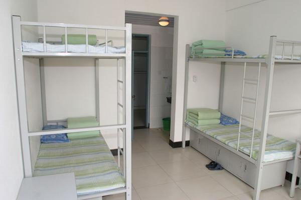 整洁、舒适的学生公寓