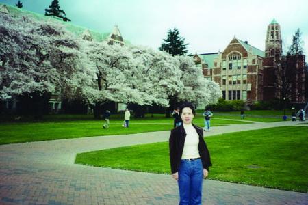 美国西雅图华盛顿大学博士——牛华宁